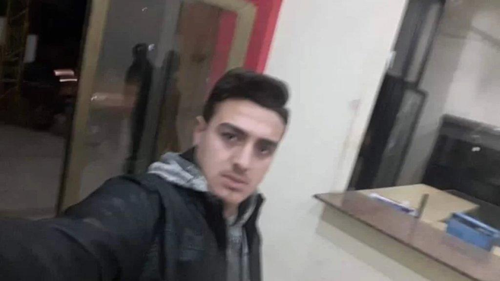الشاب خالد قرنداش قضى شنقًا في بلدة العماير - وادي خالد العكارية