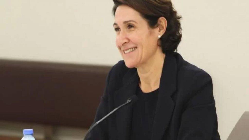 """السفيرة الفرنسيّة: """"فرنسا كانت ولا تزال الى جانب الشعب اللبناني الذي تكن له كل محبة وستقوم بكل ما يلزم في سبيل مساعدة لبنان"""""""