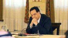 دياب لوفد أهالي شهداء المرفأ: أنا أعترف أن الفساد هزمني لأنني كنت وحدي تقريبًا في هذه المواجهة، لذلك نحن بحاجة لنتكاتف كلنا حتى ننتصر عليه