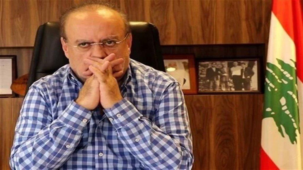 """وهاب: """"اذا لم يحاسب كبار المسؤولين عن تفجير المرفأ حرام ترك الضباط الصغار في الحجز... الجميع يعرف من هم المسؤولون"""""""