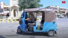 بالفيديو/ سعره أرخص من السيارة ويوفر اكثر... «التوك توك» يجتاح سهل البقاع في لبنان