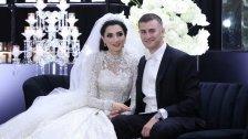 بالصور والفيديو/ حفل زفاف الدكتور علي ضاهر والدكتورة منتهى عيدي في ميشيغان