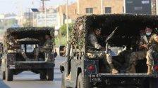 الجيش اللبناني: توقيف عدد من المطلوبين إثر إشكال في منطقة الشراونة ـ بعلبك تخلّله تبادل إطلاق نار وقذائف