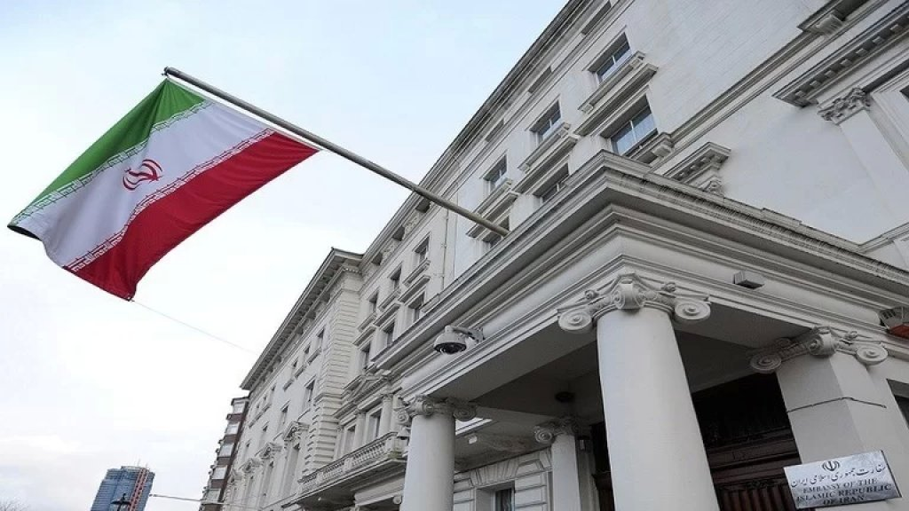 السفارة الإيرانية: الإنتخابات الرئاسية ستجري يوم الجمعة في 18 الحالي في 3 مراكز إقتراع في لبنان تزامناً مع داخل البلاد