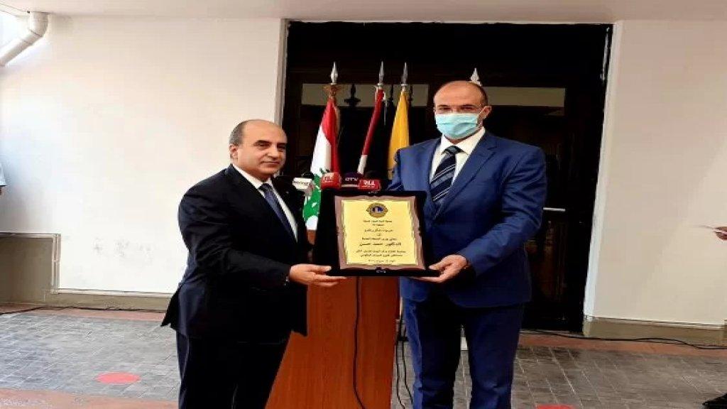 وزير الصحة:  المواطن اللبناني في ظل هذه الأزمة هو بأمان ومحصن رغم كل التحديات