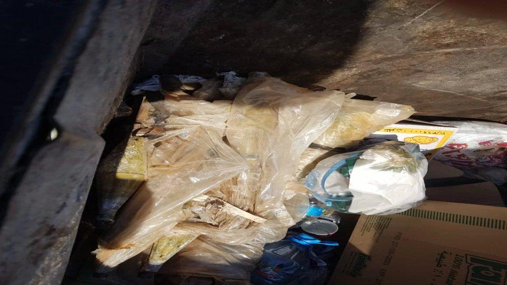 العثور على عدد من قذائف الـ«أر بي جي» في أحد مستوعبات النفايات، قرب مبنى دار الطائفة الدرزية في فردان