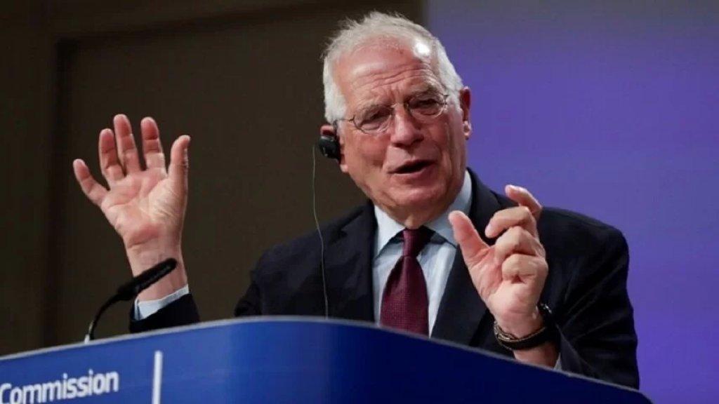 الممثل الأعلى للإتحاد الأوروبي خلال زيارته لبنان: الأزمة فرضها اللبنانيون على أنفسهم والعواقب وخيمة جدًا على الشعب اللبناني