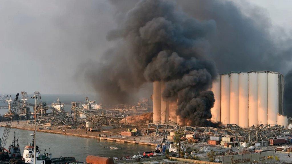 """روكز: """"تفجير مرفأ بيروت هو عمل عسكري وذلك واضح من نوعية الإنفجار"""""""