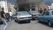 """بالفيديو/ اشكال واطلاق للنار في محطة """"الريجي"""" في القبة... وسقوط جريح!"""