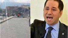 بعد قطعهم طريق المصنع .. سامي الجميل: كيف يعني مهربين بيقطعوا الطريق إحتجاجا على منعهم من التهريب؟