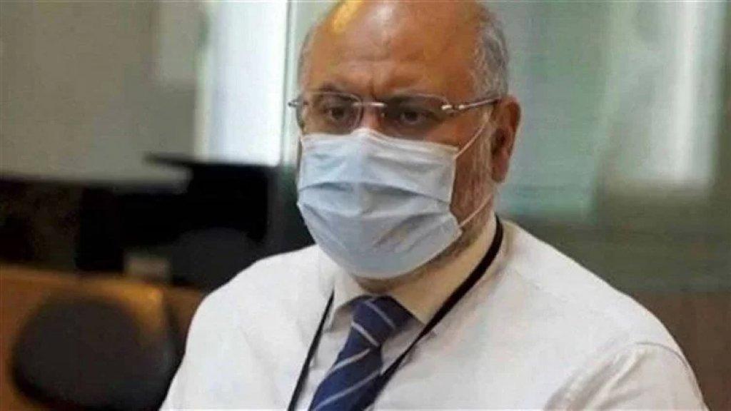 """دكتور فراس الأبيض يحذر: """"السلالة الهندية لن تتأخر قبل أن تصل إلى لبنان طالما الوضع غير مضبوط في المطار"""""""