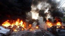معلومات أن «جبهة النصرة» التي لها خلايا منتشرة في المخيمات وبيروت والشمال تخطط لاستهداف السلك الدبلوماسي الروسي في لبنان!