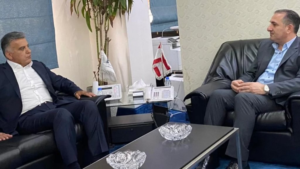 وزير الإتصالات استقبل اللوء ابراهيم وتشديد على ضرورة إستمرارية وعدم إنقطاع الانترنت لتسيير الأعمال في كل المجالات