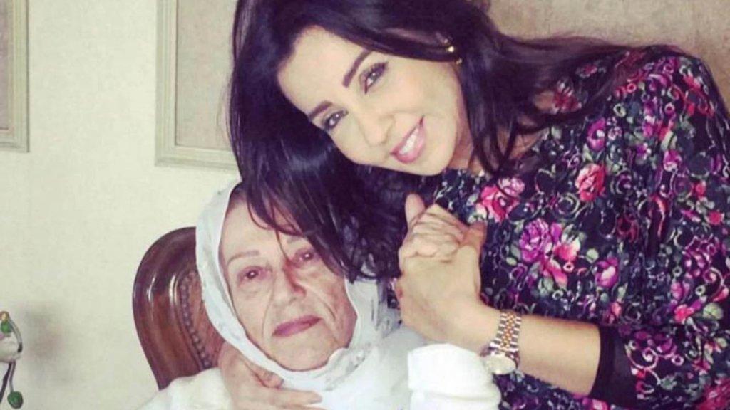 """الإعلامية رابعة الزيات تودّع والدتها برسالةٍ مؤثرة: """"عمري راح معك"""""""