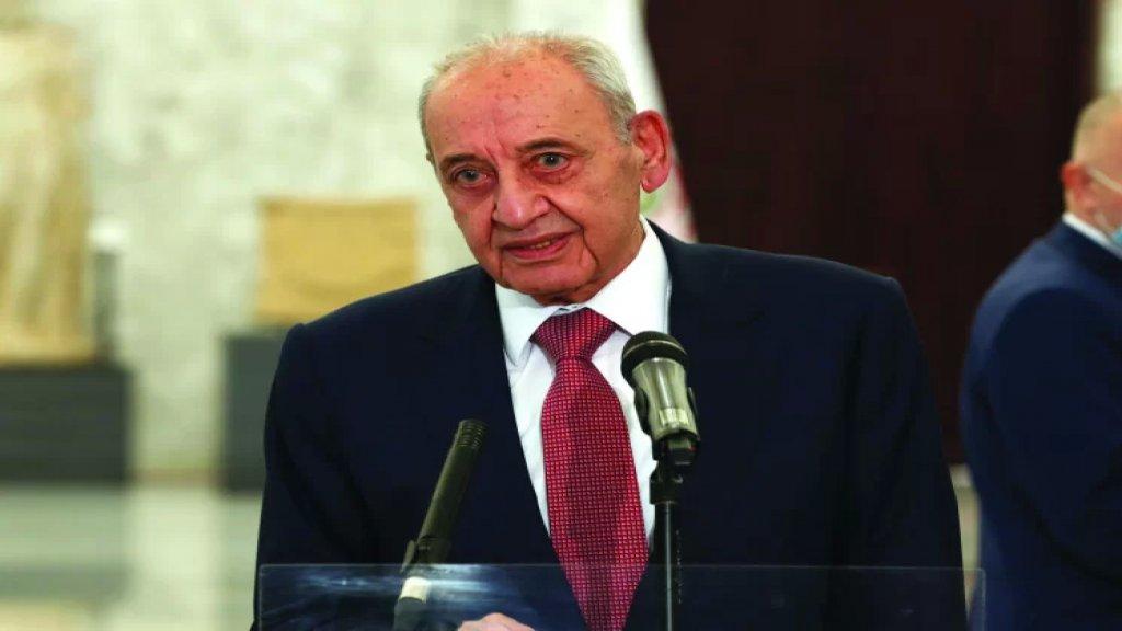 الرئيس بري: «لبنان يشبه خزنة ملأى بالمليارات لكن مفتاحها ضائع حتى الآن في الاحقاد والنكايات والطروحات التعجيزية»