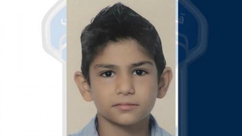"""الطفل """"مهدي علي عبده"""" مفقود: ابن الـ10 سنوات غادر منزل ذويه في سِن الفيل، ولم يعُد..  وقوى الامن تعمم صورته"""