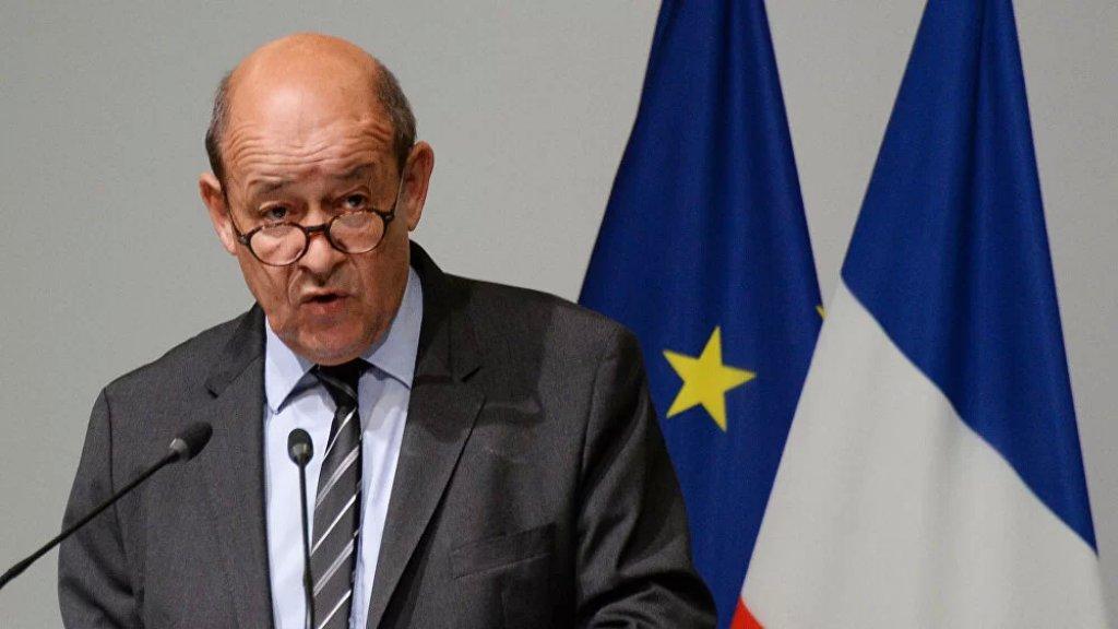 وزير الخارجية الفرنسية: سنتعاون مع أميركا بشأن الأزمة اللبنانية ونعرف المتسبّبين بالأزمة ويجب الضغط على السياسيين لإنهاء معاناة اللبنانيين