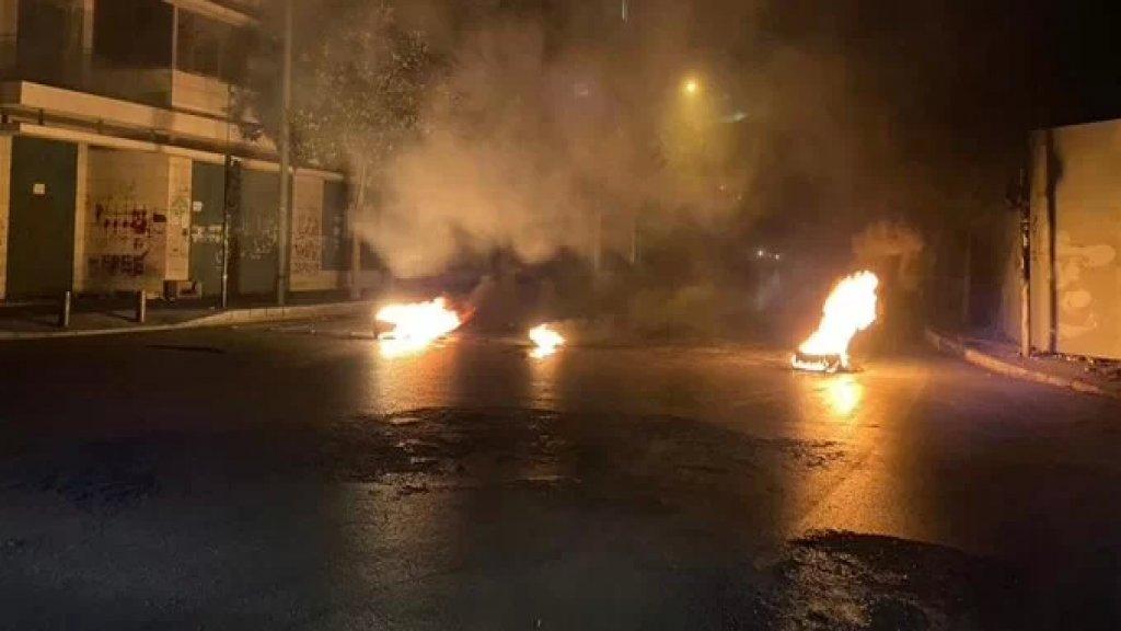 فيديو متداول:  اشكالٌ واطلاق نار في ساحة الشهداء