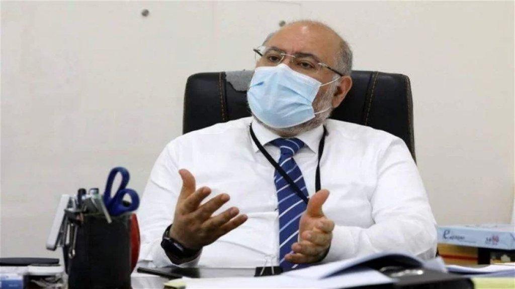 لا كهرباء لاكثر من 21 ساعة في مستشفى الحريري.. أبيض يدق ناقوس الخطر: نحن في جهنم حقا