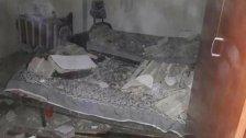 آخر مآسي البلد... إصابة مسنة في برج الشمالي جراء انهيار أجزاء من سقف منزلها المتداعي!