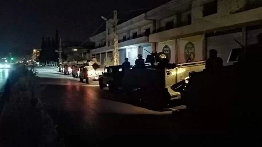قوة كبيرة من الجيش دخلت إلى حورتعلا لفض الاشتباكات العنيفة التي حصلت على خلفية الأولوية في تعبئة البنزين