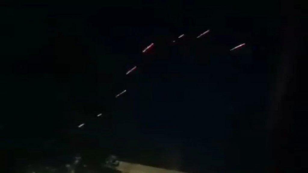 فيديو للإشتباكات العنيفة في بريتال بالبقاع