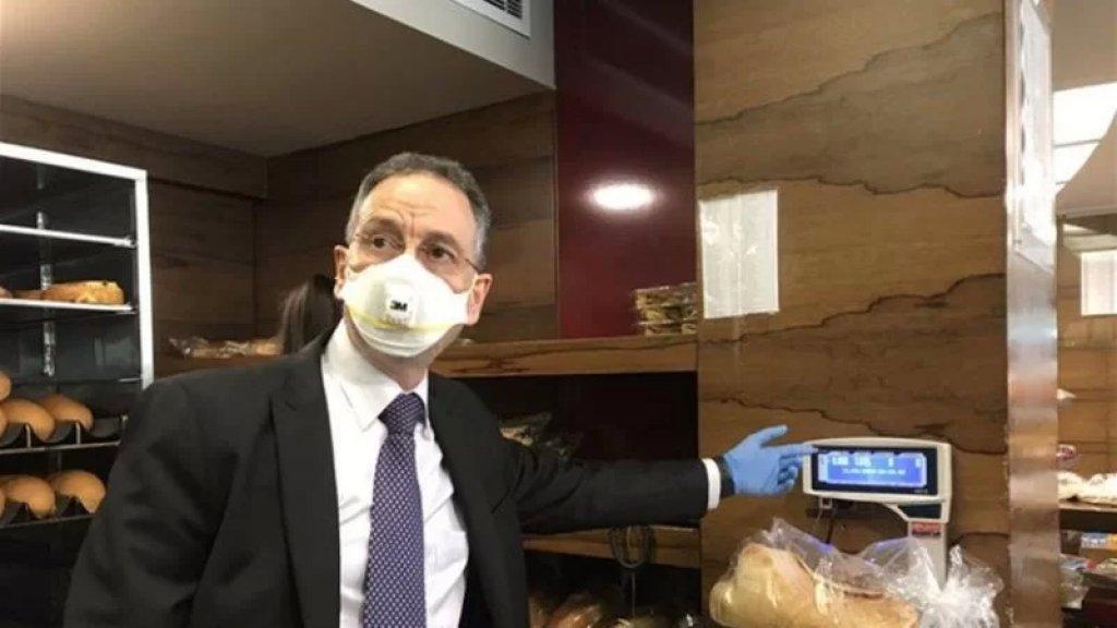 """إرتفاع إضافي في سعر """"لقمة"""" المواطن... وزير الإقتصاد يخفض وزن ربطة الخبز الى 865 غرام ويرفع ثمنها الى 3750 ليرة لبنانية!"""