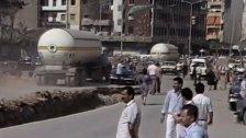 """""""التاريخ يعيد نفسه"""".. مشهد لطوابير البنزين في بيروت عام 1984 خلال أزمة محروقات!"""