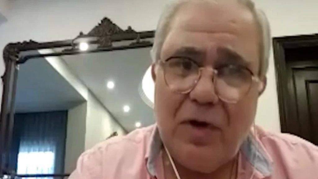 """بالفيديو/ ماريو عون: """"نحنا بجهنم... راتبي لا يكفيني وما بوقف بطابور البنزين لأن السياسي حيتعرض لإهانات من قبل الشعب"""""""