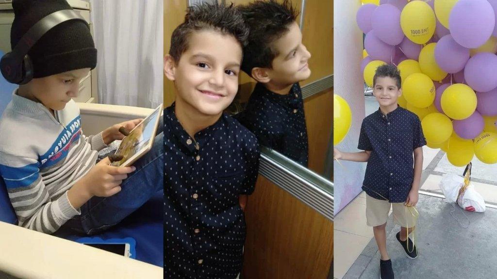 بلدة السلطانية تفجع برحيل الطفل علي روميه بعد صراع مع السرطان