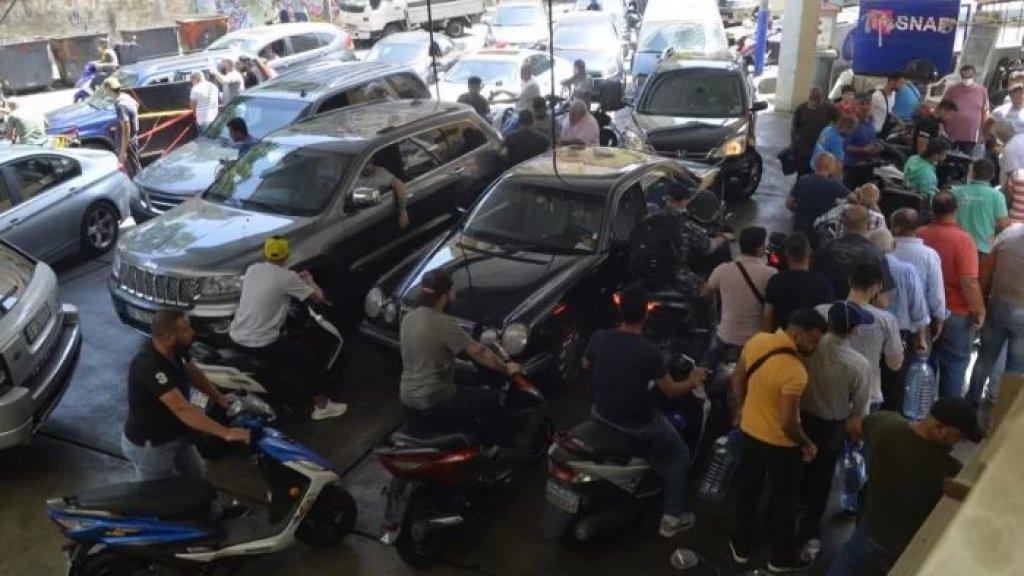 جورج البراكس: الدعم على أساس 3900 لن يحل أزمة طوابير البنزين