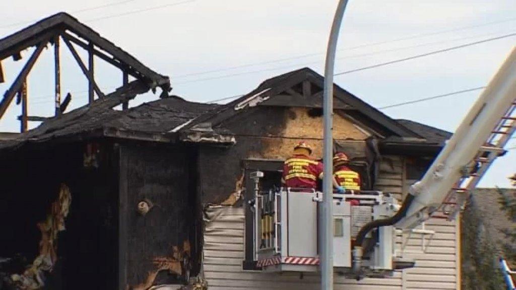 مصرع 7 أشخاص بينهم 4 أطفال من عائلتين مسلمتين جراء حريق هائل في كندا