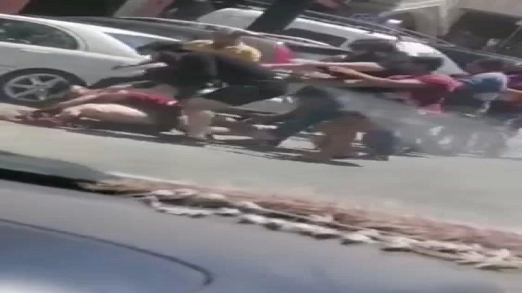 بالفيديو/ المسلسل مستمر... إشكال أمام محطة للمحروقات في الشهابية جنوب لبنان!