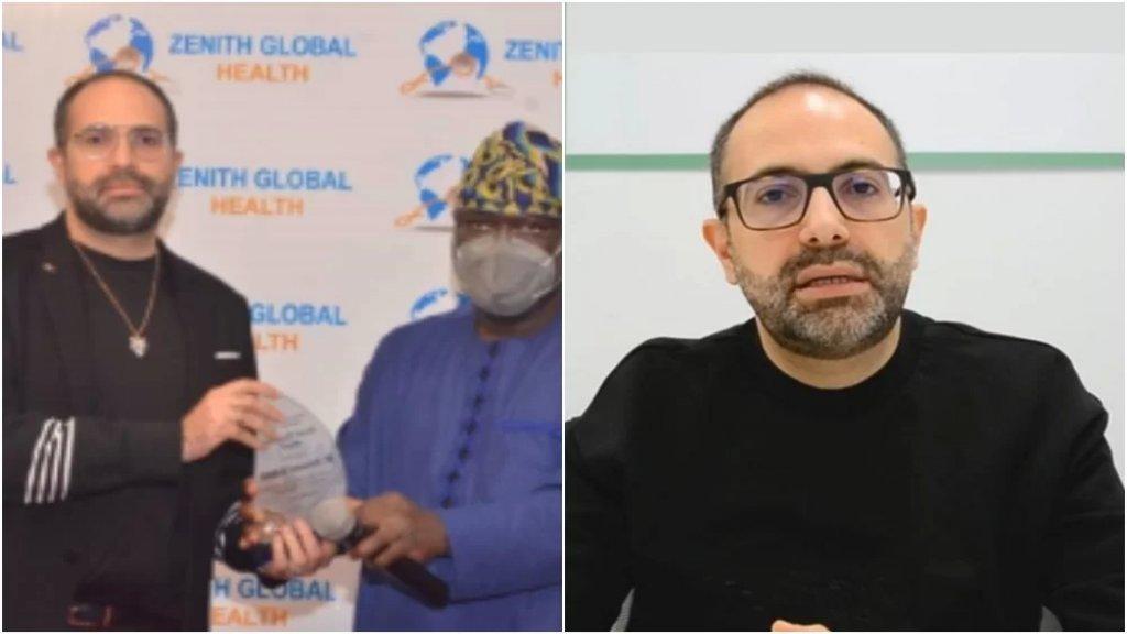 الطبيب والباحث اللبناني د. محمد الساحلي يحصد جائزة قيمة للتميز الطبي على مستوى أوروبا والقارة الإفريقية