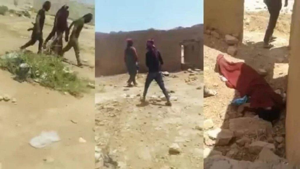 غضب على مواقع التواصل بعد جريمة قتل فتاة من الحسكة.. 11 شخص من عائلتها شاركوا بالجريمة وتباهوا بنشر الفيديو!