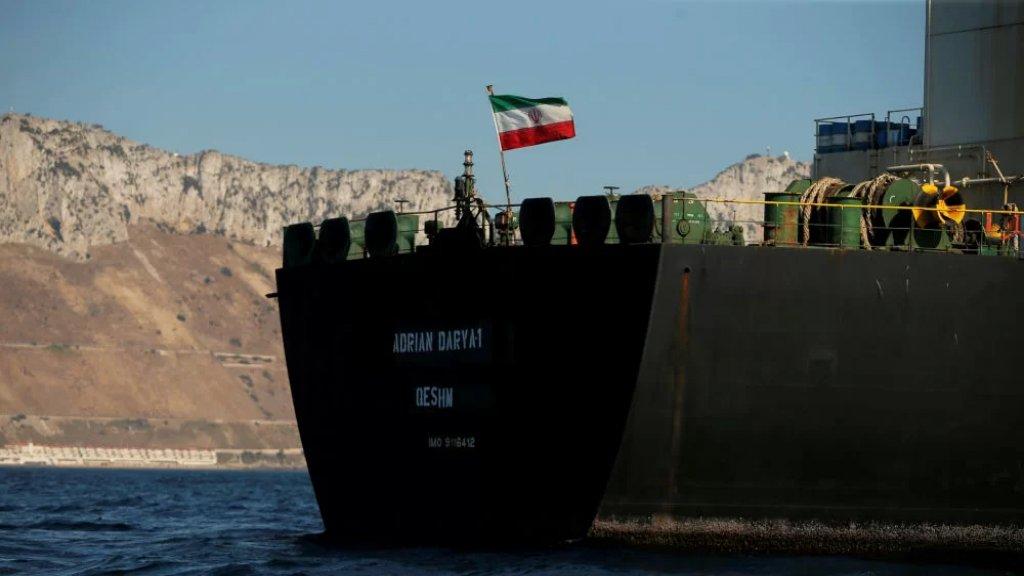 """ناقلة النفط الإيرانية """"JASMINE"""" متّجهة إلى لبنان... ومخاوف من تعرضها لهجوم """"إسرائيلي"""" قرب قناة السويس"""