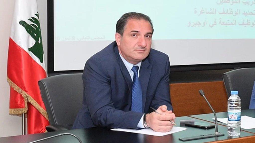 وزير الإتصالات طلال حواط: نعمل على تذليل العقبات أمام استمرارية تأمين الاتصالات وخدمات الانترنت من دون انقطاع