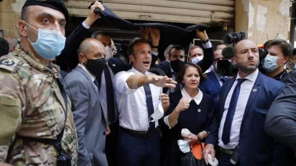 جريدة الأخبار: الفرنسيون يروّجون في كواليس لقاءاتهم لفكرة الانتداب على لبنان