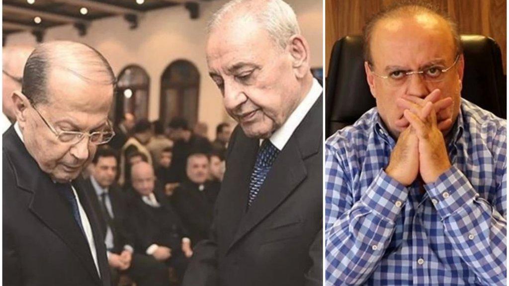"""وهاب لـ الرئيس بري: """"اقتلوا ببعضكم أنت والرئيس عون لكن ليس على حساب المواطن"""""""