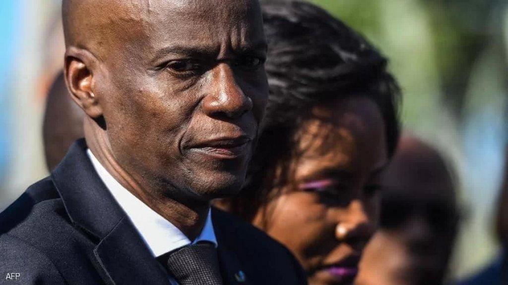 """إغتيال رئيس هايتي """"جوفينيل مويس"""" في مقر إقامته الخاص على يد مجهولين"""