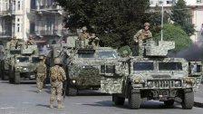 الجيش: إحباط تهريب 18500 ليتر من مادة البنزين و2400 ليتر من مادة المازوت وكمية كبيرة من الدخان والتنباك المعسل إلى الأراضي السورية