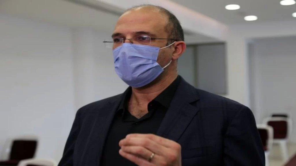 وزير الصحة دعا المنظمات الأممية والدولية إلى المشاركة في تغطية دعم الدواء عبر مصرف لبنان