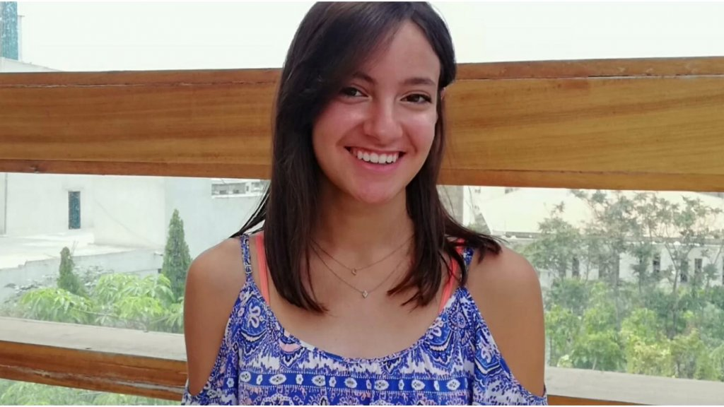 الطالبة في الجامعة اللبنانية ميليسا عقيقي من الأوائل في لبنان والعالم في مسابقة علم الفلك والفيزياء الفلكية
