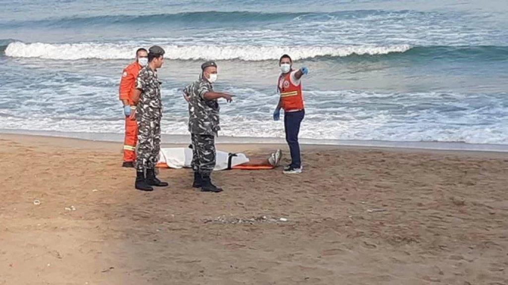 العثور على سبعيني جثة هامدة على شاطىء البحر في صيدا