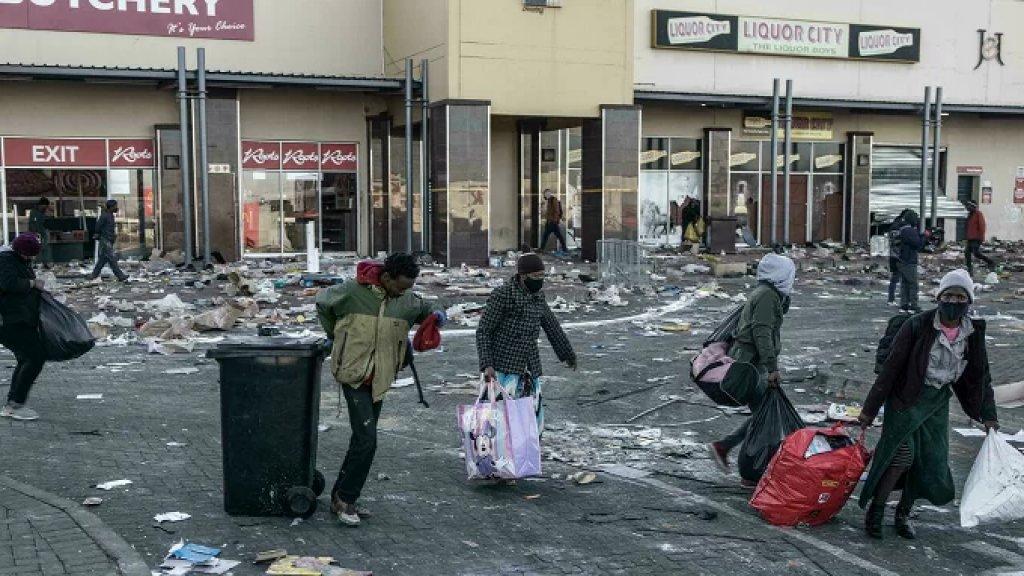 سفير لبنان في جنوب افريقيا يؤكد أن لا إصابات في صفوف اللبنانيين إثر أعمال العنف في البلاد