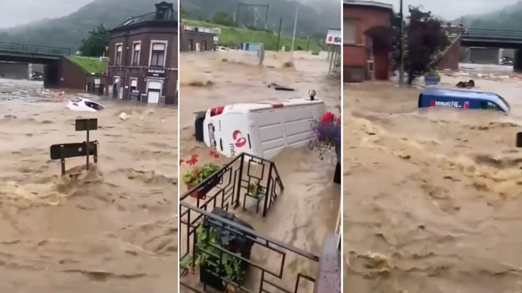 ارتفاع عدد ضحايا الفيضانات الكارثية في أوروبا إلى 153 قتيلًا بينهم 133 في ألمانيا