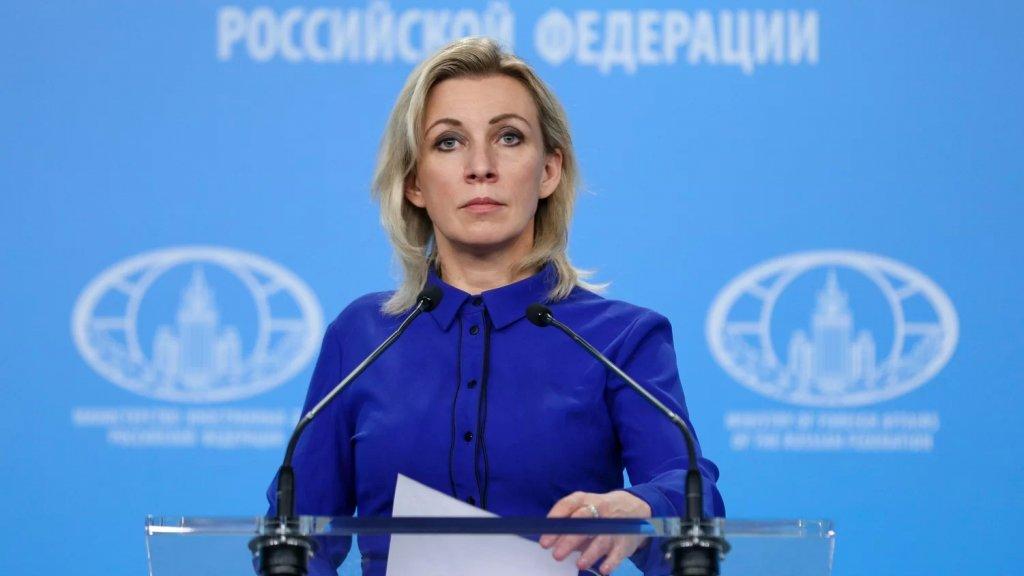 المتحدثة باسم الخارجية الروسية: موسكو قلقة من تدهور الوضع في لبنان