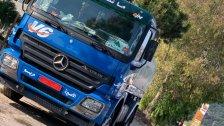 في حادث مأساوي: سائق شاحنة قضى على أوتوستراد البترون بعد وقوع شاحنته عليه أثناء محاولته تصليحها!