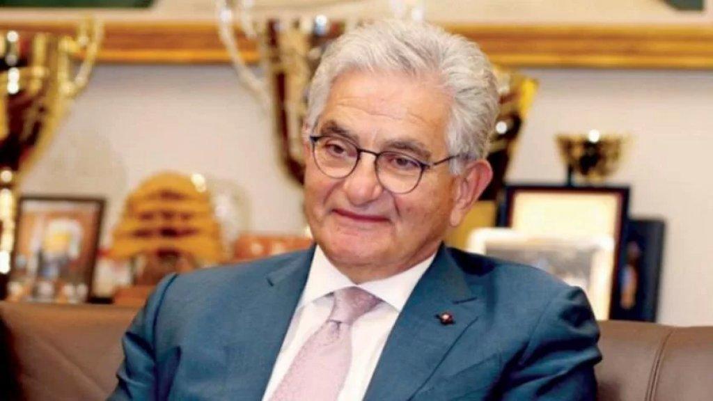 """رئيس جمعية المصارف سليم صفير: """"البلد واقتصاده ليسا بخير"""""""