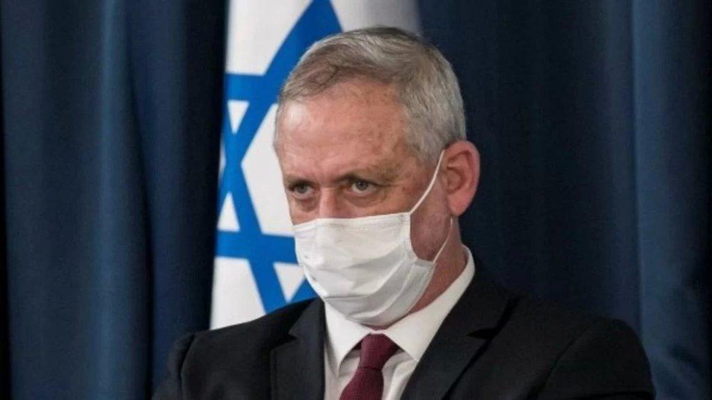 """غانتس تعليقاً على إطلاق الصواريخ من لبنان: لن نسمح للأزمة الاجتماعية والاقتصادية والسياسية في لبنان بأن تصبح تهديداً أمنياً لـ """"اسرائيل"""""""